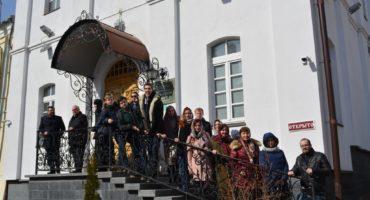 Поездка участников проекта «Жемчужное Ожерелье Святой Руси» в город Витебск