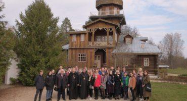 Команда проекта «Жемчужное ожерелье Святой Руси» продолжила пилотный тур двухдневным посещением городом Витебска