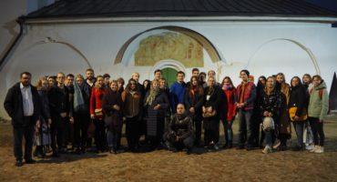 Участники команды «Жемчужное ожерелье» в рамках пилотного тура посетили город Псков