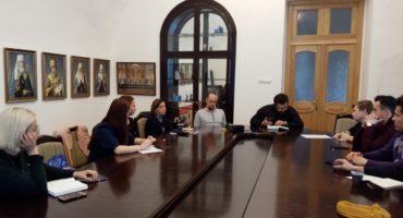 Участники проекта «Жемчужное ожерелье Святой Руси» обсудили сценарий финального видеоролика