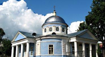 Церковь Успения с Полонища