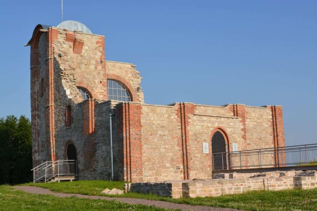 Церковь Благовещения на Рюриково Городище