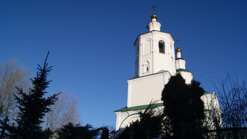 Авраамиевский монастырь