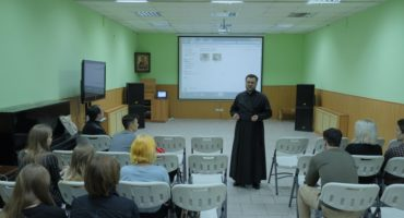 В рамках молодежного проекта к 75-летию Победы состоялось открытие киноклуба