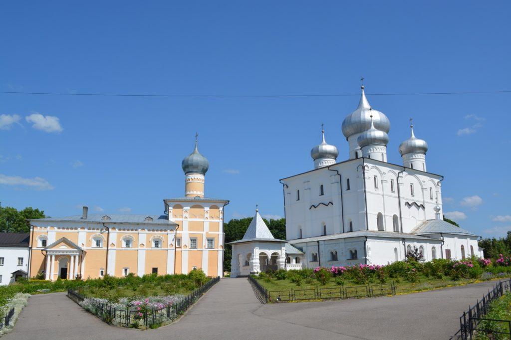 Варлаамо- Хутынский монастырь