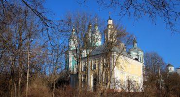 Участники проекта «Жемчужное ожерелье Святой Руси» побывали в Благовещенском храме