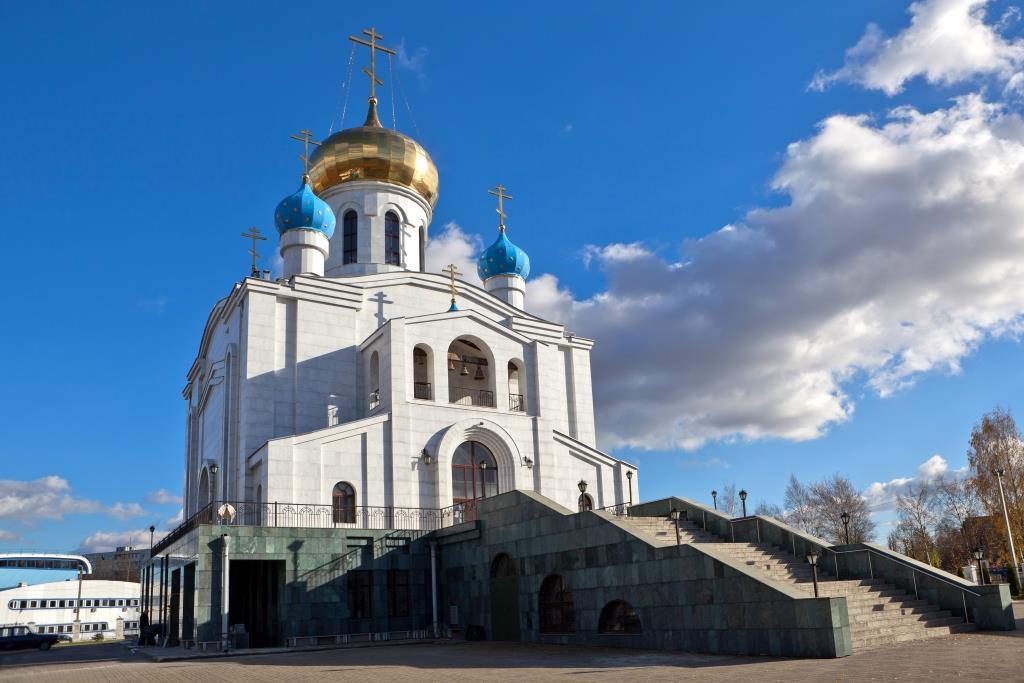 Храм Новомучеников