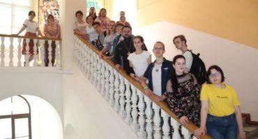 Участники проекта «Жемчужное ожерелье Святой Руси» посетили комплекс Новгородского государственного университета «Антоново»