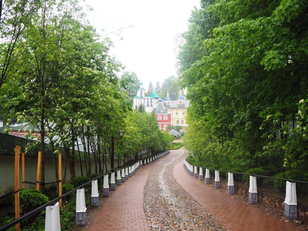 Псково – Печерский монастырь