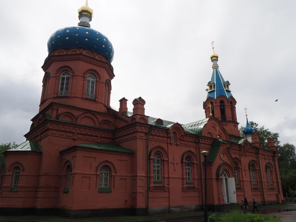 Воинский храм Святого благоверного великого князя Александра Невского