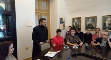 Участники проекта обсудили на рабочей встрече итоги поездки в Полоцк
